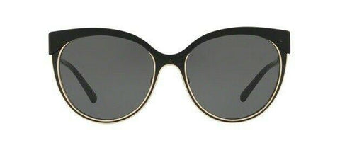 Burberry Sunglasses BE3096 126287  Black / Gold / Gray For  Women