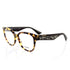 Miu Miu Eyeglass MU06OV 7S01O1 52mm Cat Eye Style - Women Eyeglass Light Havana Frame