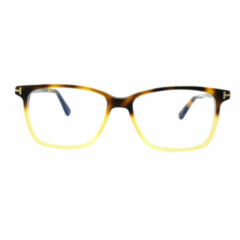 Tom Ford FT5478-B 055 Light & Dark Havana Full Rim Men Optical Frames Eyeglasses