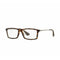 Ray-Ban Square Shaped Eyeglass - Matthew Tortoise Eyeglass - RB7021-5365
