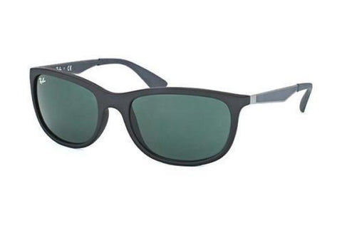 Ray-Ban Sunglass Rectangle style Classic Green lens- RB4267-601/71