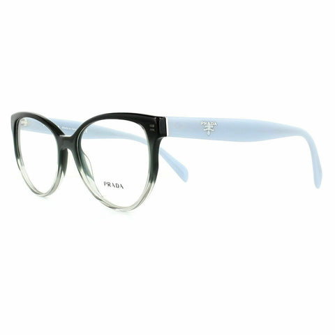 Prada Glasses Frames PR01UV VX41O1 54MM Gradient Grey 54mm Women's