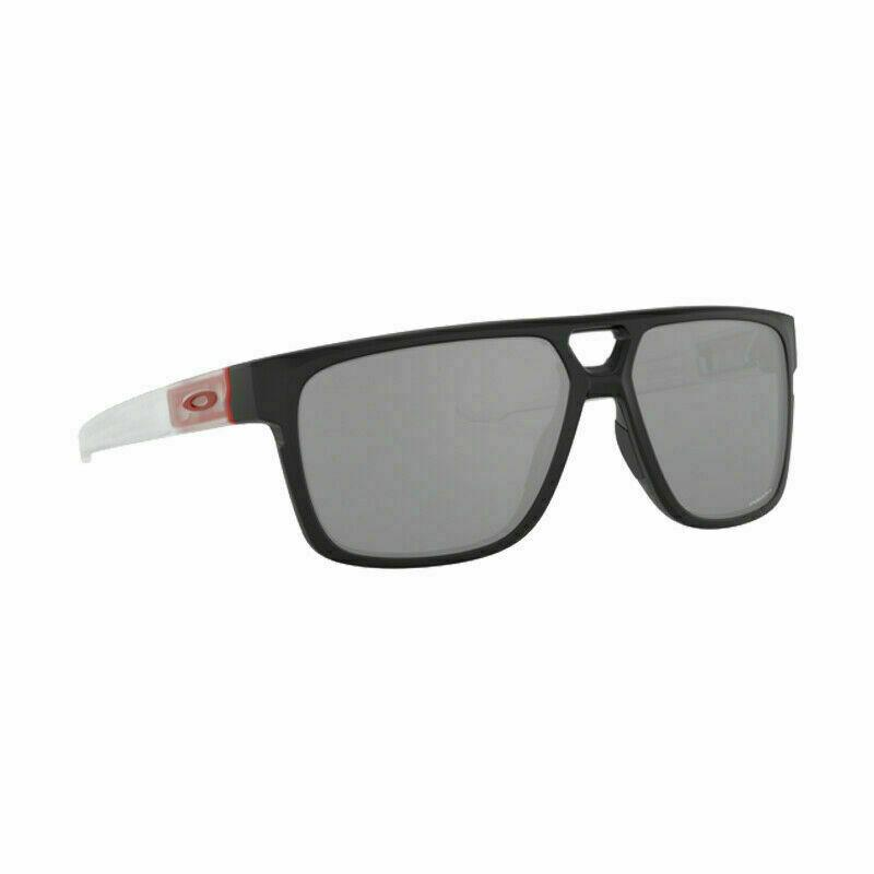 Oakley Sunglass Crossrange Patch Square Style Matte Black Color Black Prizm Lens - OO9382 1860