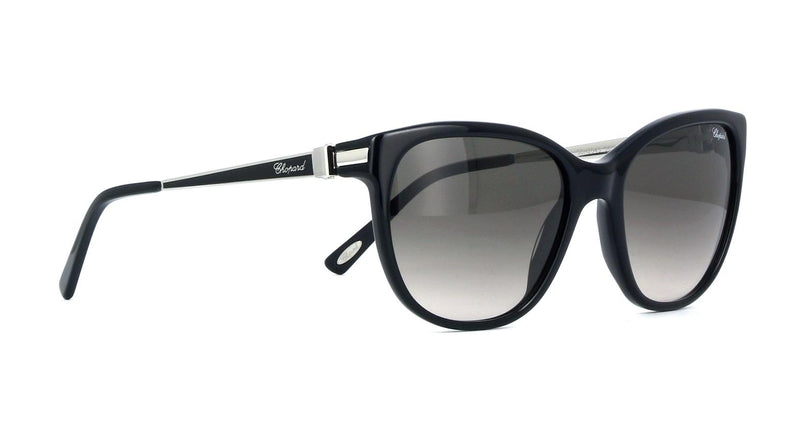Chopard Sunglass - SCH204S 0700 56 Square Style - Grey Gradient Lens