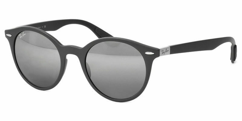Ray-Ban Sunglasses RB4296 633288 51 Dark Grey Frame / Grey Silver Mirror Lens