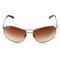 Ray-Ban Sunglass - Aviator Style Gunmetal / Brown Color Gradient Sunglass RB3387 004/13 64