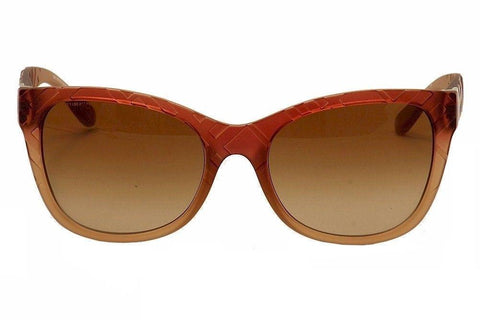 Burberry Sunglasses Women Square Frame Brown Gradient Lens
