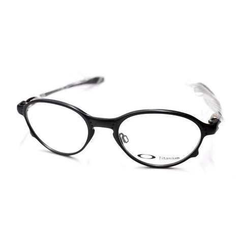 Oakley Eyeglass Round style Black color Demo Lens - OX5067-0251