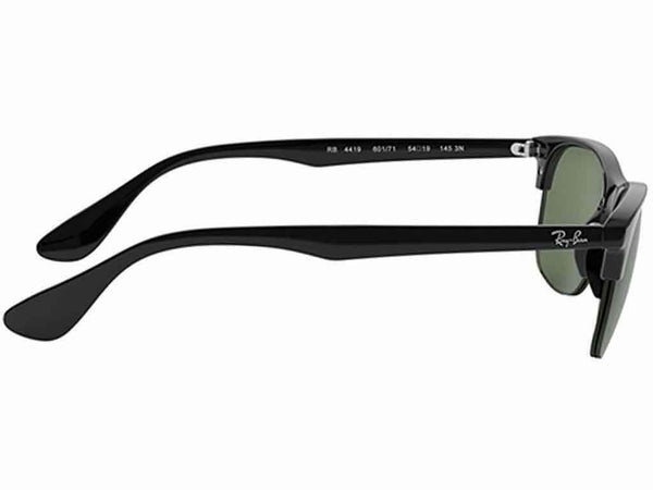 Ray Ban Sunglasses Active RB4419 601/71 54 Black / Green Classic G-15