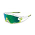 Oakley Sunglasses OO9290-08 Jawbreaker Polished White Frame / Jade Iridium Lens