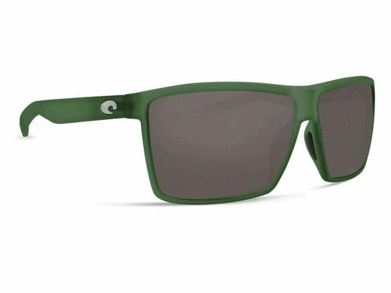 Costa Del Mar Rincon Sunglasses Palm Green Frame & Grey Polarized Lens