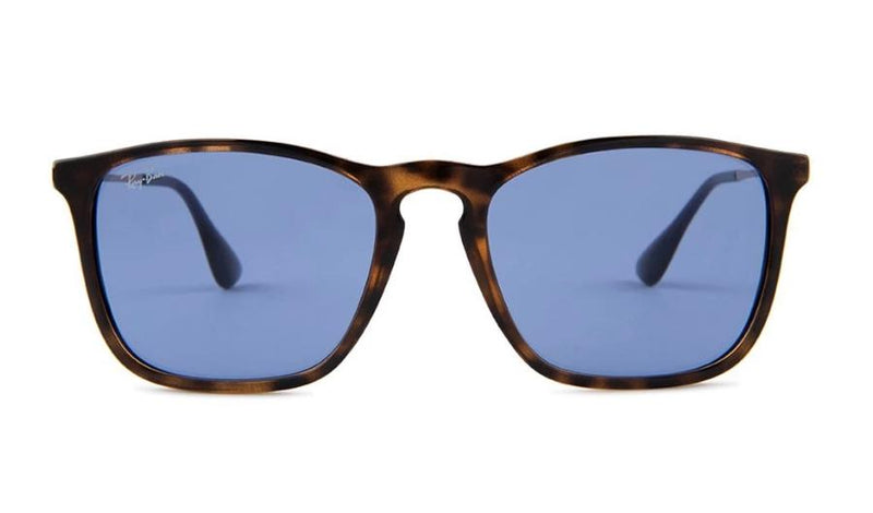 Ray-Ban Sunglass Chris Style Havana Color Men - RB4187 632976 54