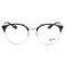 Ray-ban Eyeglass - Round Style Metal Frame with Demo Lens - RB3545V 2861