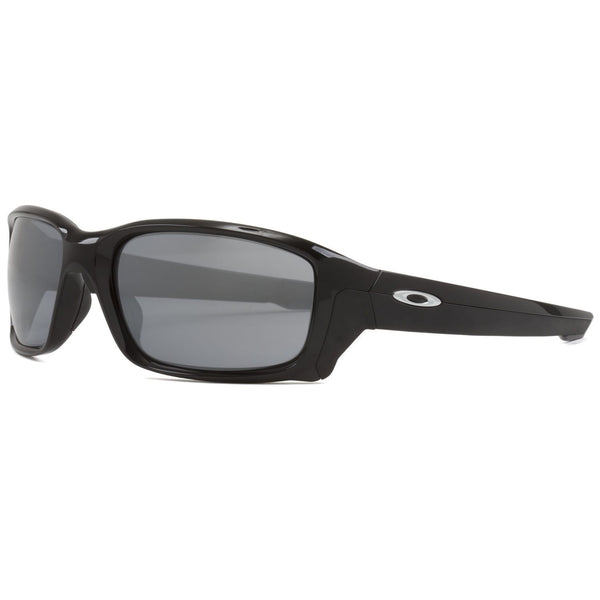 Oakley Sunglass Straightlink Black Iridium Lens - OO9331 01