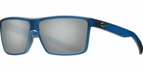 Costa Del Mar Rinconcito Sunglasses RIC-177-OSGGLP Blue Grey Silver Mirror 580G