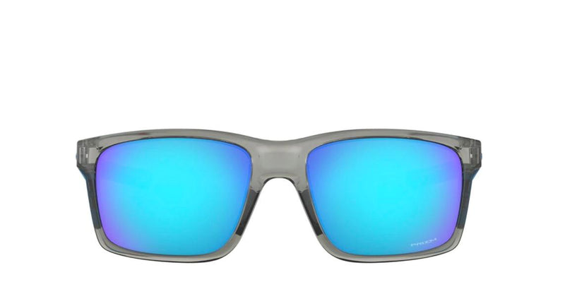 Oakley Sunglasses MAINLINK XL OO9264 4261 Grey Ink with Prizm Sapphire Lens