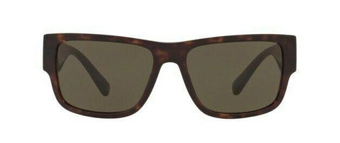 Versace Medusa Medaillon VE4369A 108/82 58 Havana/Green Sunglasses