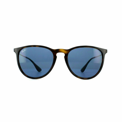 Ray Ban Erika Women Sunglasses RB4171 639080 54 Tortoise / Blue Classic