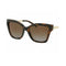 Michael Kors Sunglass Barbados Cat Eye Style Brown Lens - Women Sunglass MK2072 3333T5
