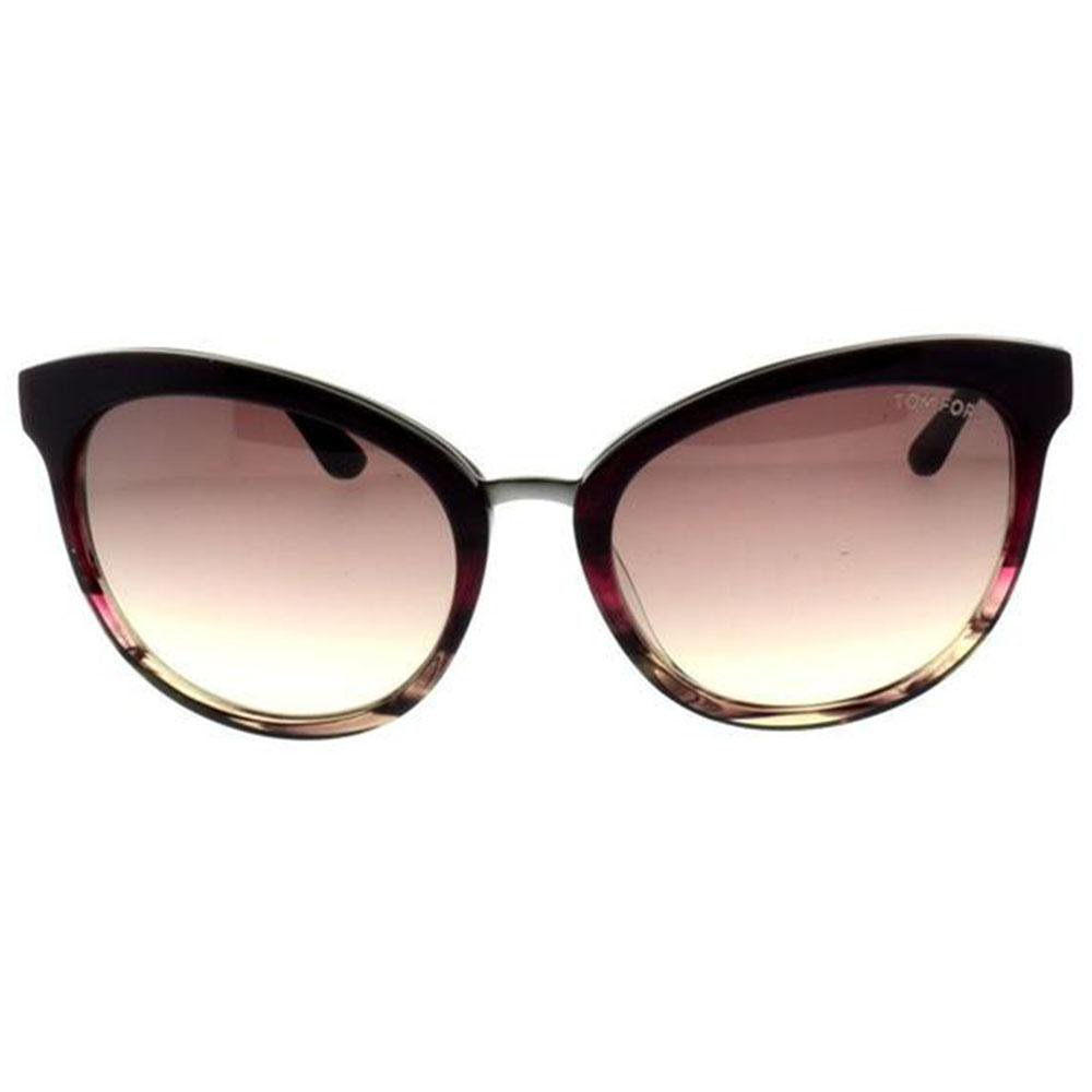 39ca5a9d1f Tom Ford Women Sunglasses - Cat Eye Style - Brown Gradient Lens