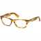 Tom Ford Eyeglass - Rectangular style Havana demo lens TF5425 055 53MM