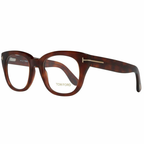 Tom Ford RX Glasses Frame Tortoise TF5473 053 49mm Optical Frame