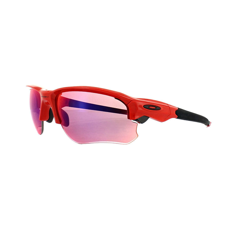 Oakley Sunglasses Flak Draft OO9364-05 Infrared Prizm Road Red Frame