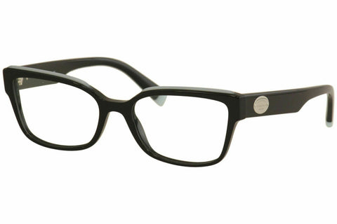 Tiffany & Co. Eyeglasses TF2185 TF/2185 8001 Black/Blue Optical Frame 53mm