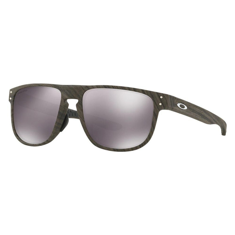 Oakley Sunglass - Square Style Woodgrain Men Holdbrook R (A) Asian Fit Sunglass OO9379 0555