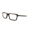 New Oakley OX8050-0453 Satin Brownstone Pitchman RX Eyeglasses 53-18-140
