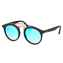 Ray Ban Sunglasses Gatsby RB4256 6252B7 46MM Black Blue Gradient Mirror 46mm