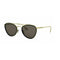 Burberry Sunglasses Comet BE3104  1145/3 51 Pale Gold / Brown Sunglasses