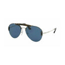 Prada Sunglass - PR62US R0K-219 Plaque Evolution Model Pilot Style Eyeglass