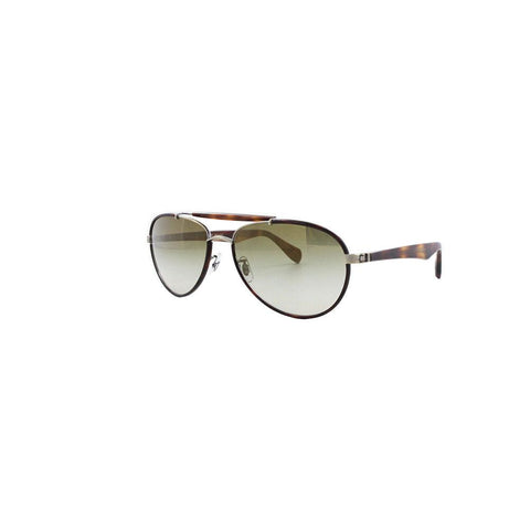 Oliver Peoples CHARTER OV1160ST 52156U Amanda Hearst Pico Brown Bronze Mirrored