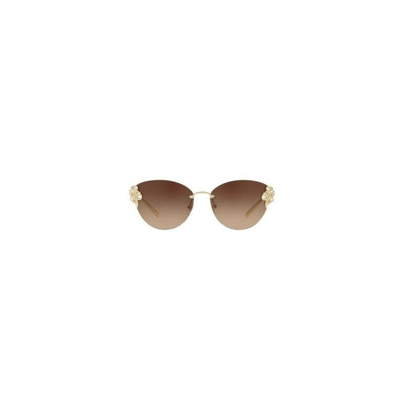 Versace Baroccomania VE 2196B 1252/13 58  Pale Gold/Brown Shaded  Sunglasses