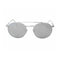 Burberry BE3109 12946G 53 Authentic Designer Sunglasses Frames White Grey Lens