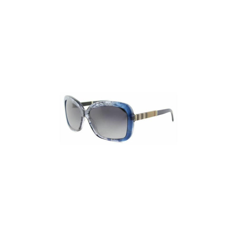 Burberry Sunglasses BE4173 36138G 58 Blue Gradient Striped