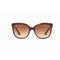 Burberry Sunglasses BE4270F 373013 55 Women's Havana Brown Brown Lens