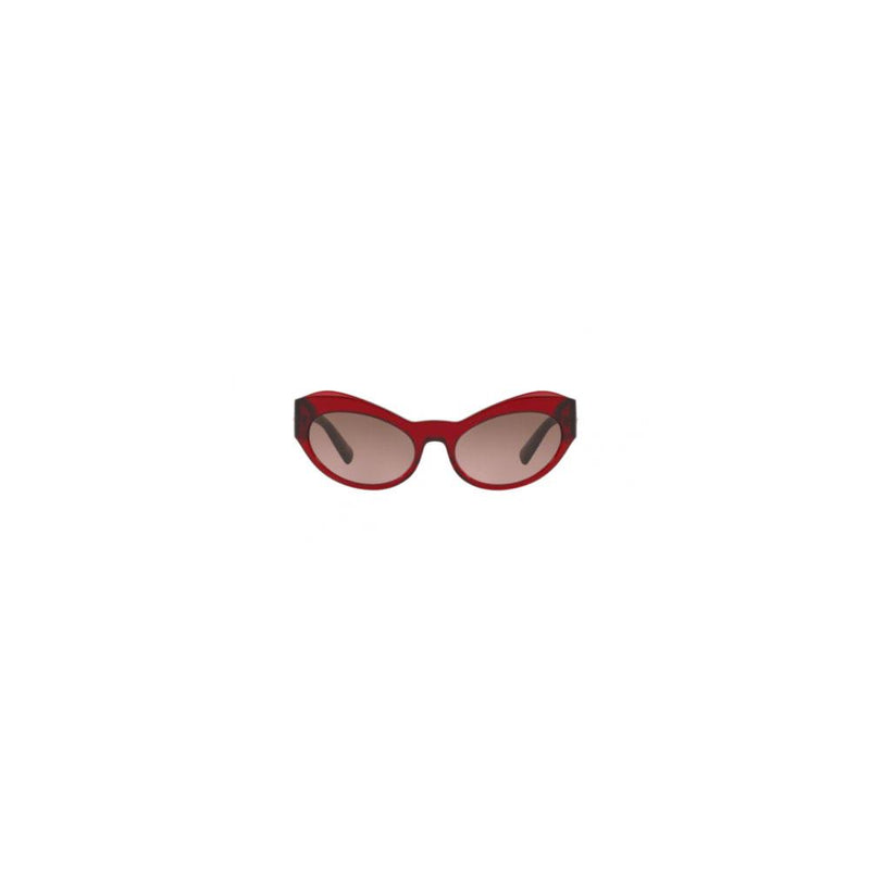 Versace Sunglass Butterfly Style Brown Lens Women Sunglass - VE4356 388/14 54