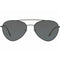Prada Sunglass Linea Rossa Pilot Style PS50SS 1BO5Z1 57 | Matte Black Color Grey Polarized Lens