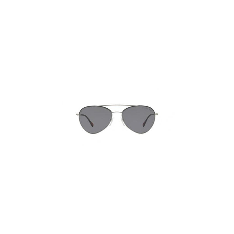 Prada Sunglass Linea Rossa Pilot Style PS50SS 290255 60 | Gunmetal Color Grey Polarized Lens