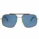 Fendi Sunglass Air Aviator Style FF M0007 000 KU Rose Gold Color Blue lens