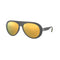 Ray-Ban Sunglass - Aviator Style Scuderia Ferrari Model Grey Color Sunglass RB4310M F608/6B