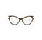 Prada Eyeglass - PR02TV 2AU1O1 52MM Cat Eye Style Havana / Demo Color Eyeglass