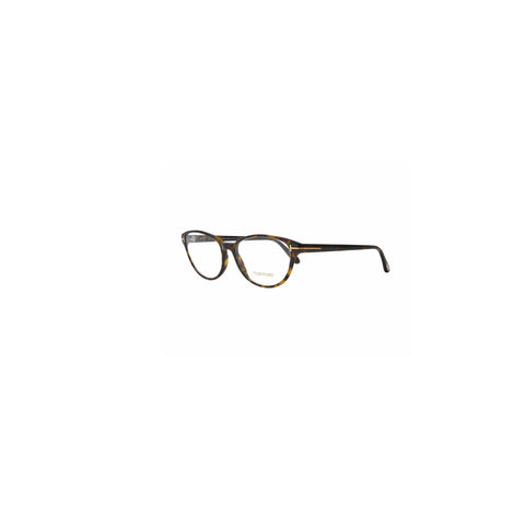 Tom Ford Eyewear  FT5422  052 53MM Brown Designer Eyeglasses Optical Frames
