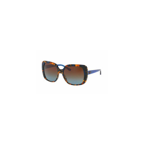 Tory Burch TY7112 168313  57 Women Sunglasses Blue Flack Tortoise  57mm