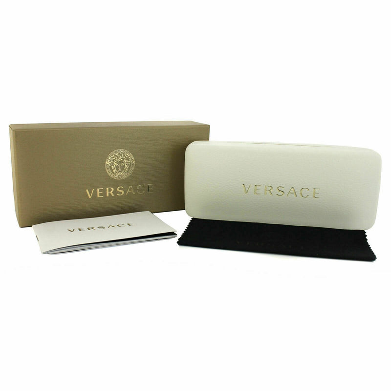Versace Sunglasses VE2161B 12527P Pale Gold Gold Mirror