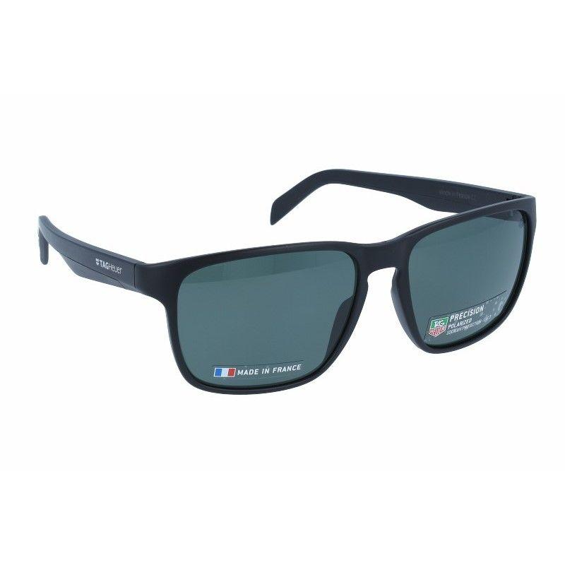 Tag Heuer Sunglasses Square Style Grey Mirrored Lens