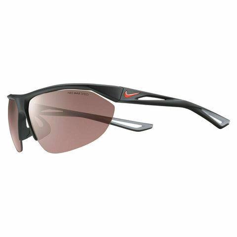 Nike Sunglass TAILWIND SWIFT EV0948 Sunglasses in 006 Mt Blk Crimson/Max Speed