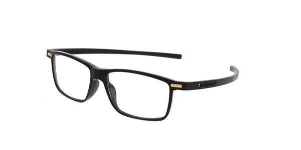 Tag Heuer Eyeglass Rectangular Style Black Color | Reflex 3 Th3951 011 53mm